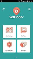 Screenshot of VetFinder