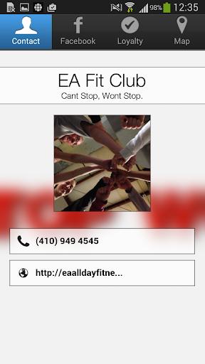 EA Fit Club