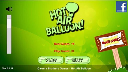 網友熱情推薦冒險類Air balloon app遊戲!