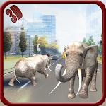 Elephant City Run 3D 1.0 Apk