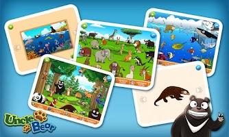 Screenshot of kids Puzzle: Animal