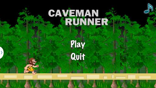 CaveMan Runner Premium