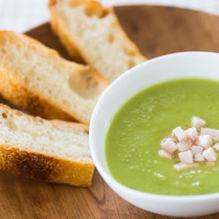 "Fresh ""Split Pea"" Soup"