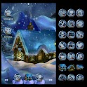 ADW Theme Silent Holy Night icon