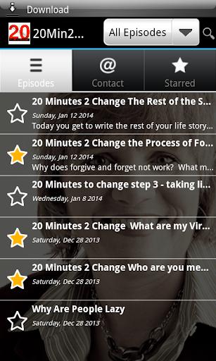 20min2Change with Christy Kane