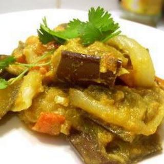 Baingan Bharta (Aubergine Curry)