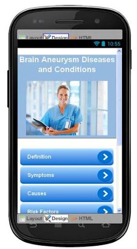 Brain Aneurysm Information