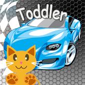 QCat - Toddler Bumper Slot Car