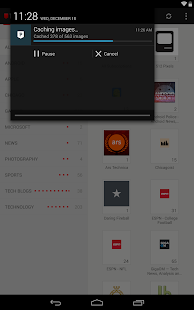 Press (RSS Reader) Screenshot 15