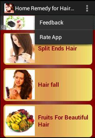 【免費健康App】Home Remedy For Hair Care-APP點子