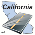 Driver License Test California icon