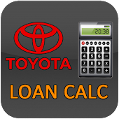 Car Loan Calculator - Toyota