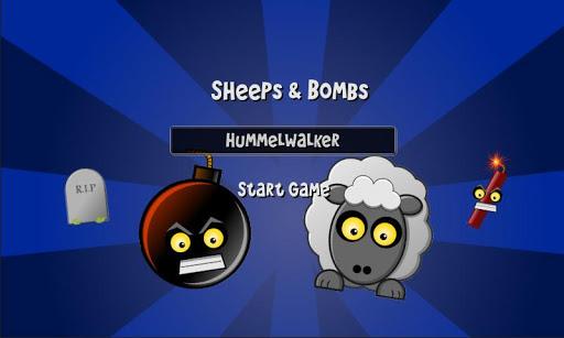 Sheeps Bombs