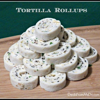 Cream Cheese Flour Tortilla Roll Ups Recipes.