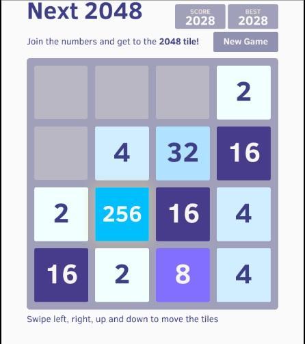 Next 2048