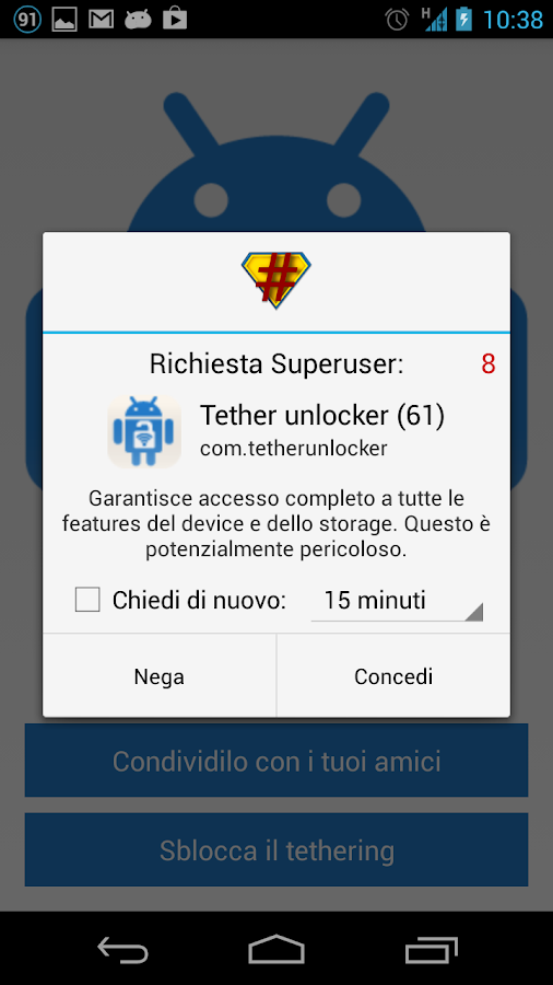 ISWAT Tether Unlocker Gratis: captura de pantalla