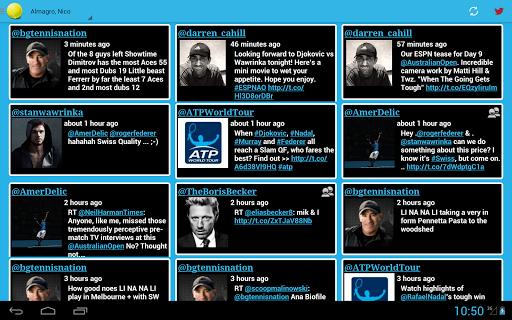 【免費運動App】Mens Tennis Tweets-APP點子