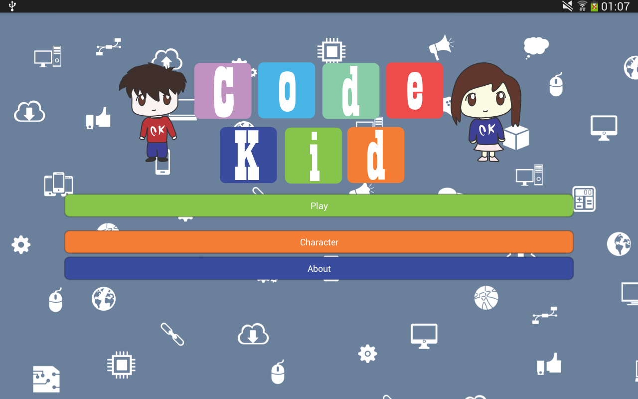 CodeKid - screenshot