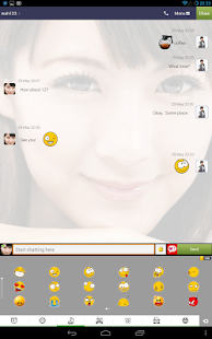 Call & Dating Pro ♥ DROIDMSG - screenshot thumbnail