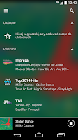 Screenshot of Open FM