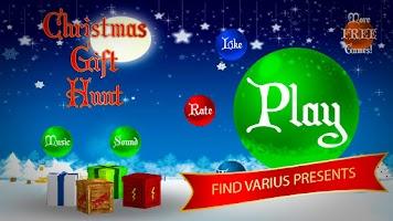 Screenshot of Christmas Gift Hunt