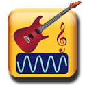 Guitar Music Analyzer logo