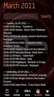 Internet Trance Music Radio - screenshot thumbnail