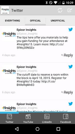 Epicor Insights