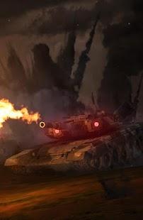 Tank War Live Wallpaper APK ScreenShots
