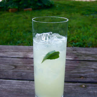Thai Ginger Lime Cooler.