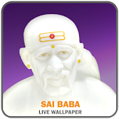Sai Baba Live Wallpaper