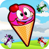 Ice Cream Catch - Action Game