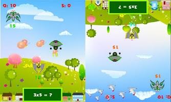 Screenshot of Kid Math