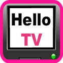 HelloTV (Chromecast app) icon