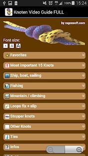 (APK) لوڈ، اتارنا Android/PC/Windows کے لئے مفت ڈاؤن لوڈ ایپس Knot Video Guide FULL screenshot