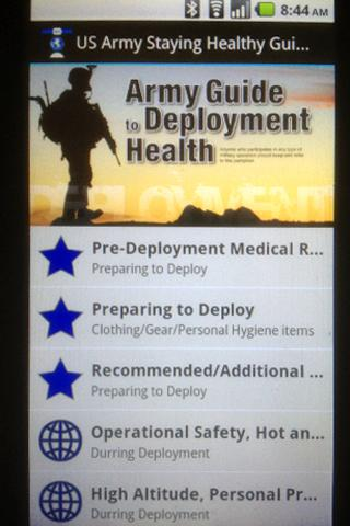 Guides to Deployment Health