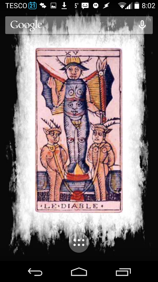 Tarot de Marseilles Wallpaper - screenshot