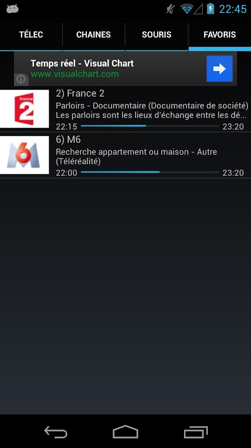 FreeTelec Télécommande Freebox- screenshot