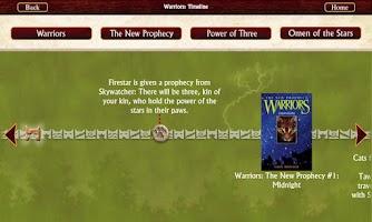 Screenshot of Warriors