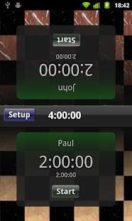 Chess Clock- screenshot thumbnail