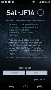 Sat-JF14 - screenshot thumbnail