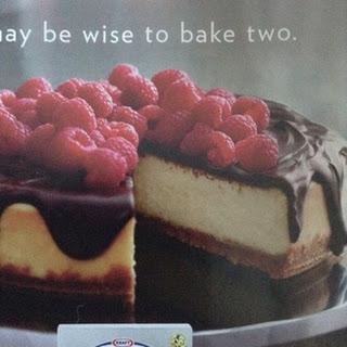 Dark Chocolate Ganache Cheesecake