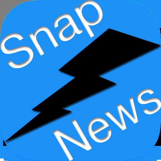 Snap News LOGO-APP點子