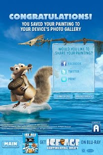 Ice Age: Pirate Picasso - screenshot thumbnail