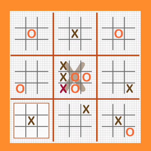 Ultimate Tic Tac Toe LOGO-APP點子