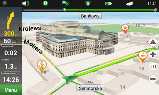 Навител Навигатор - screenshot thumbnail