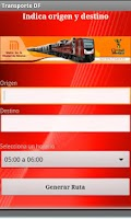 Screenshot of Metro Metrobus Turibus Sub.
