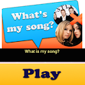 What 's my song? Quiz Game.