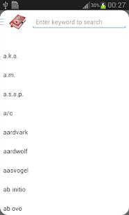 A2Z Dictionary