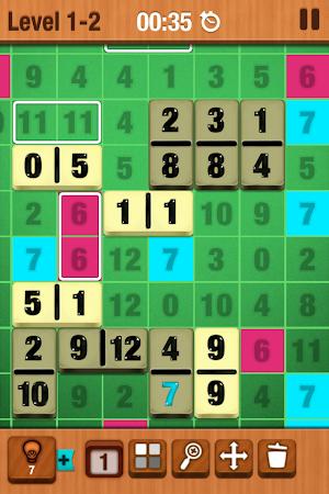 Dominosa - Puzzle Domino Game 1.0.2 screenshot 101653